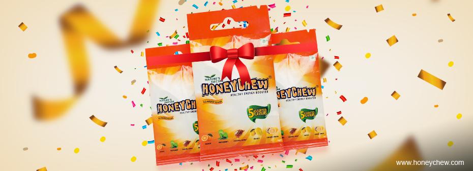 HoneyChew bar